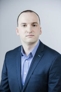 """Arturs Obrickis, """"IMMOSTATE"""" Commercial Real estate specialist"""