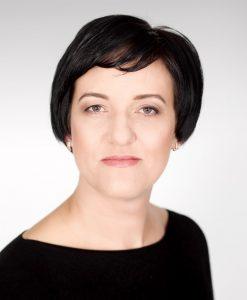 "Baiba Kalniņa, the real estate expert at ""IMMOSTATE"""