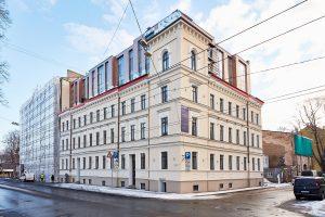 Aristīda Briāna Street 4