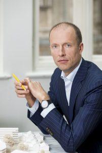 Gvido Princis, Rīga pilsētas galvenais arhitekts